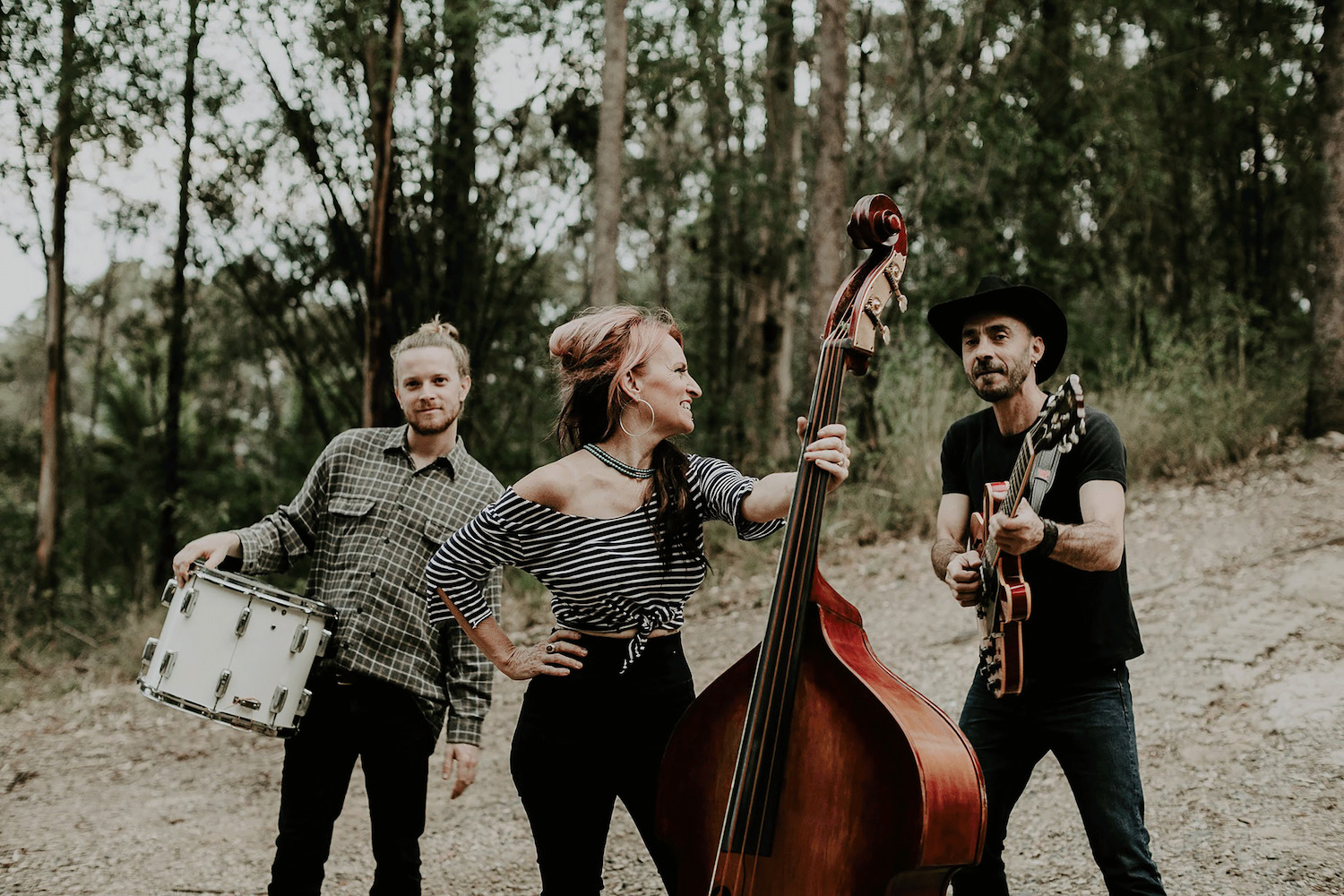 Palomino III - one of the talented acts appearing at this year's Hinterland Craft Beer Festival.