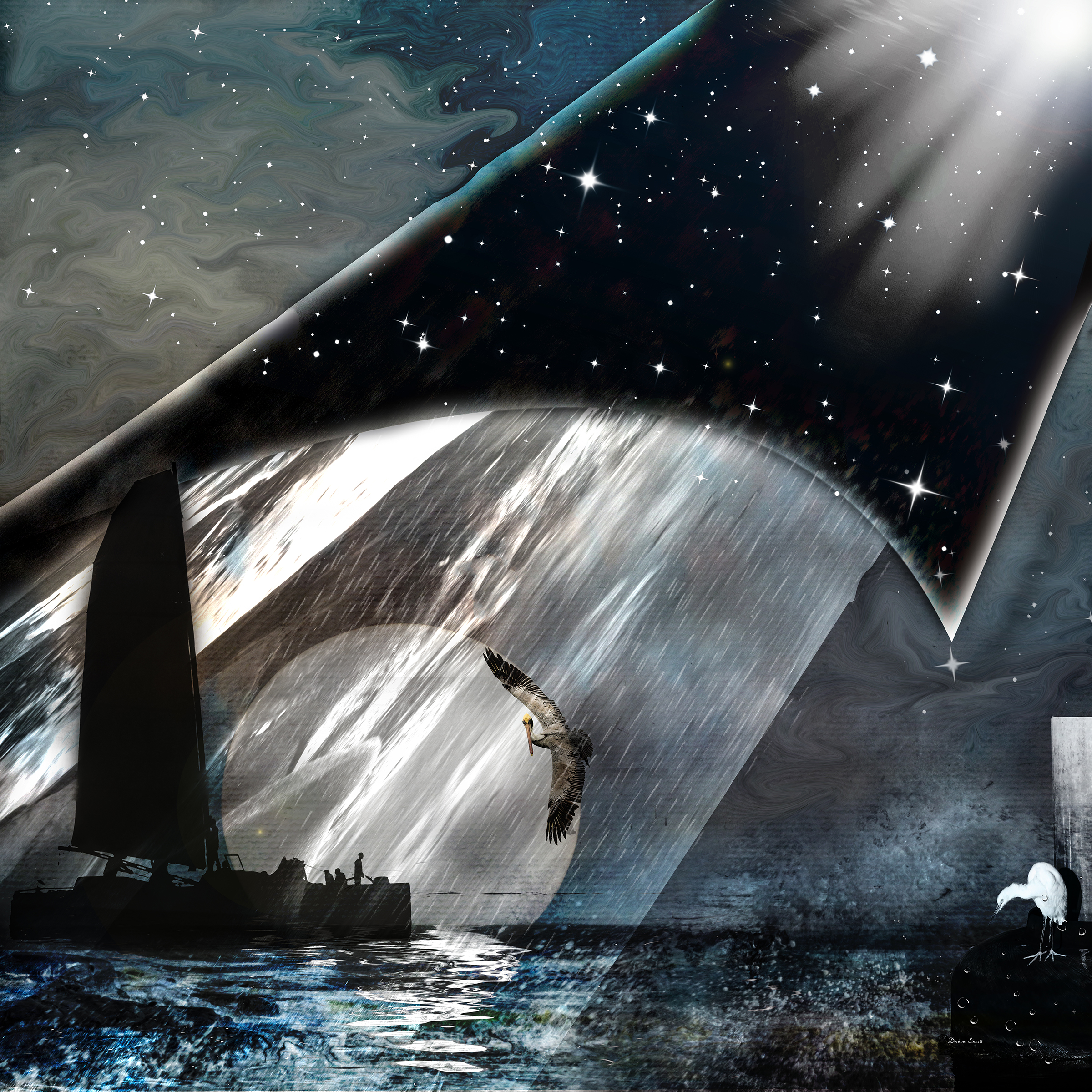 Pelican At Oceanside Harbor…BUY  https://artboja.com/art/38vvy2/22058.php