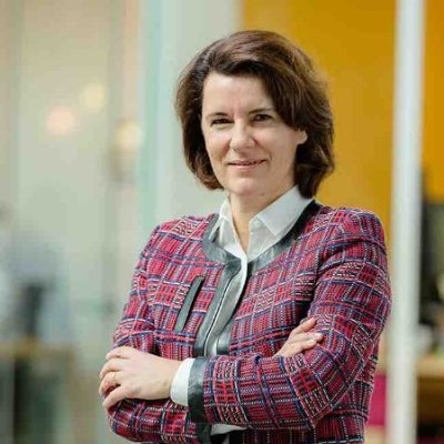 Odile Roujol    Business Angel & Board Member. Ex L'Oréal (CEO Lancôme) and Orange (CDO)