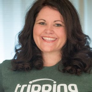 Jen O'Neal    Founder / CEO of Tripping.com
