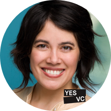 Caterina Fake   General Partner at Yes VC