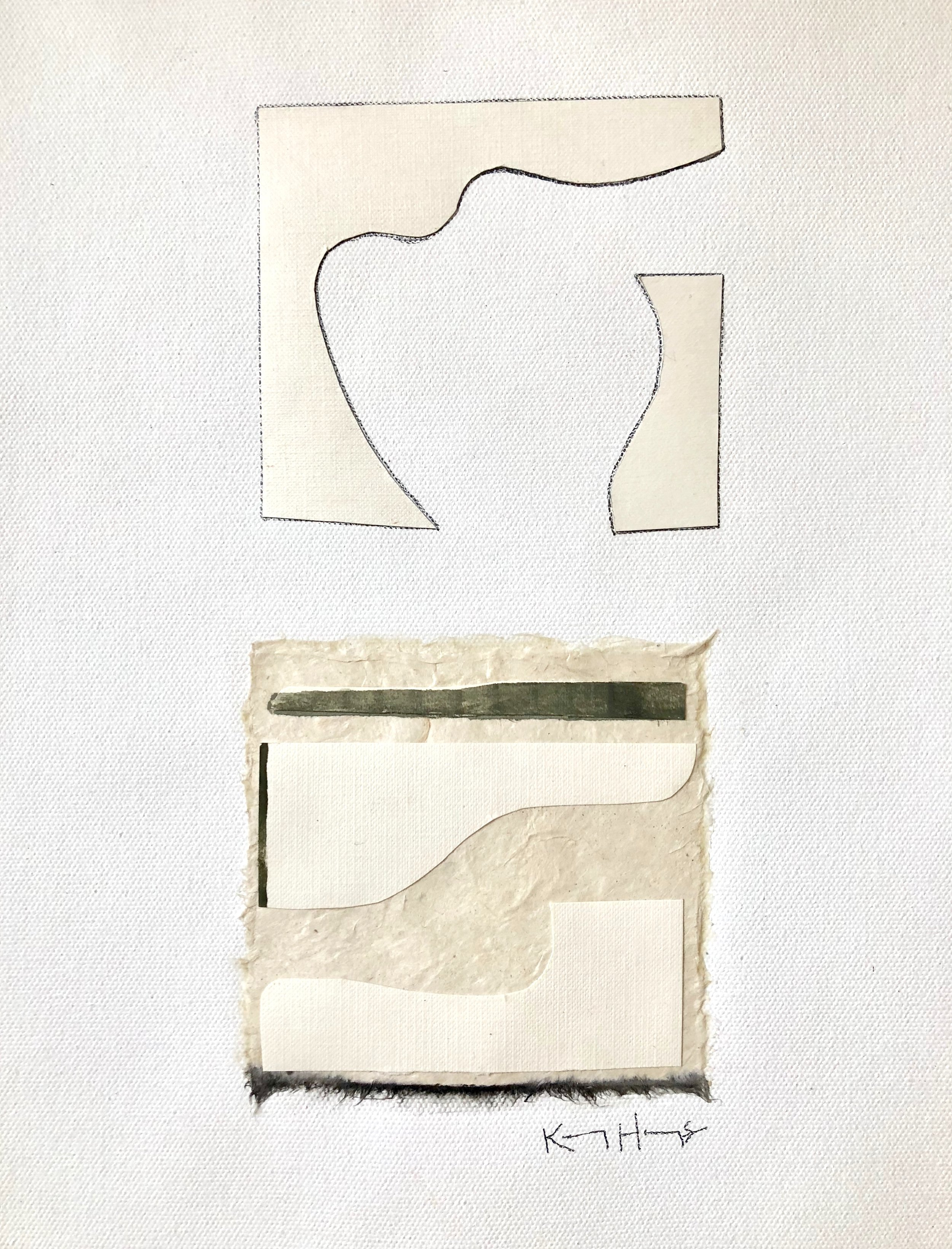 vessel and a box, 9x12, watercolor, paper, graphite on canvas sheet.jpg