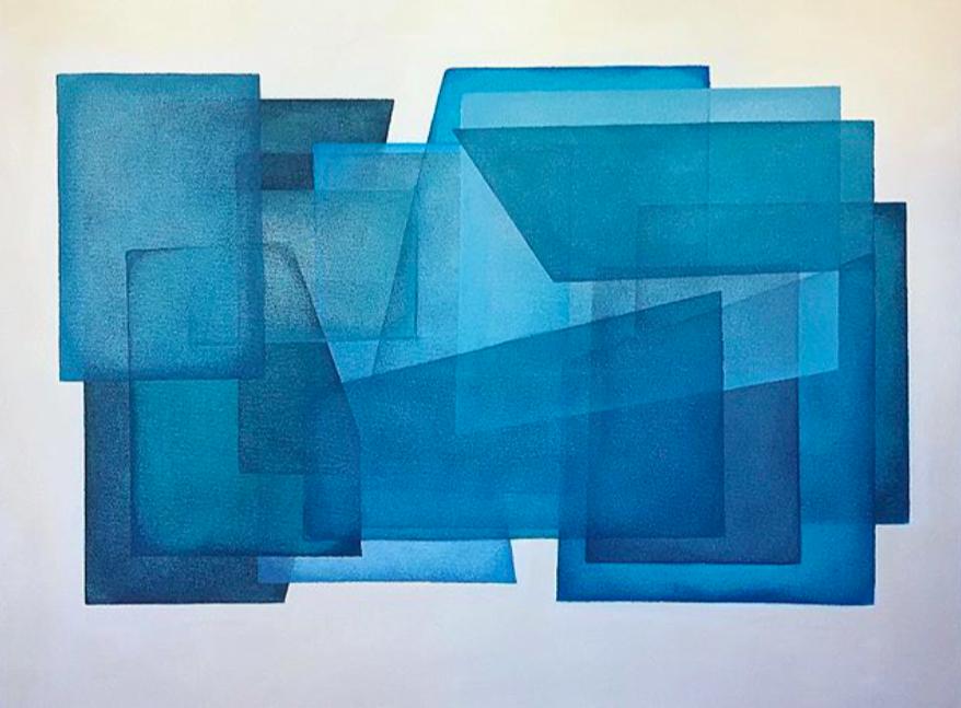 36 x 48 acrylicon canvas | SOLD