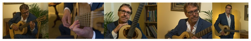 Rob Johns classical and flamenco guitarist, teacher and performer