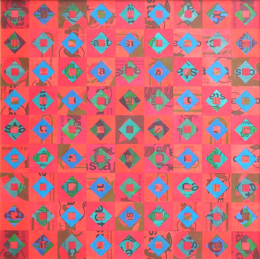 The Spanish quilt 3