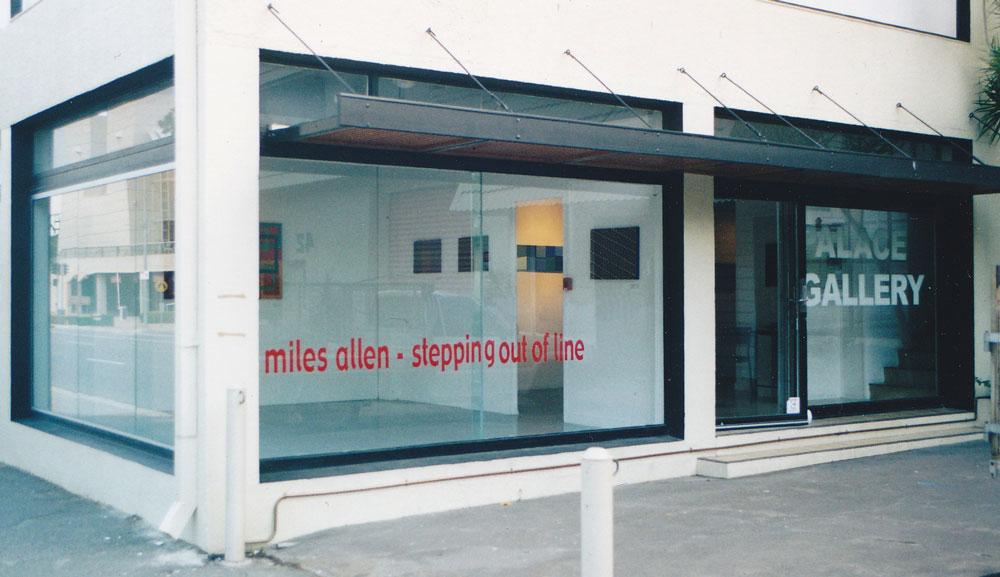Palace Gallery entrance
