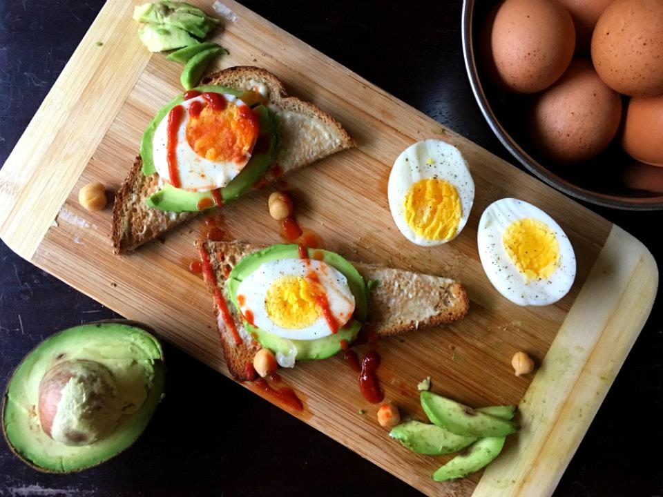 eggs-and-avocado-toast