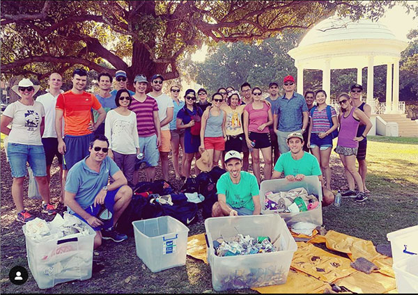 KPMG corporate clean-up at Balmoral Beach 2018