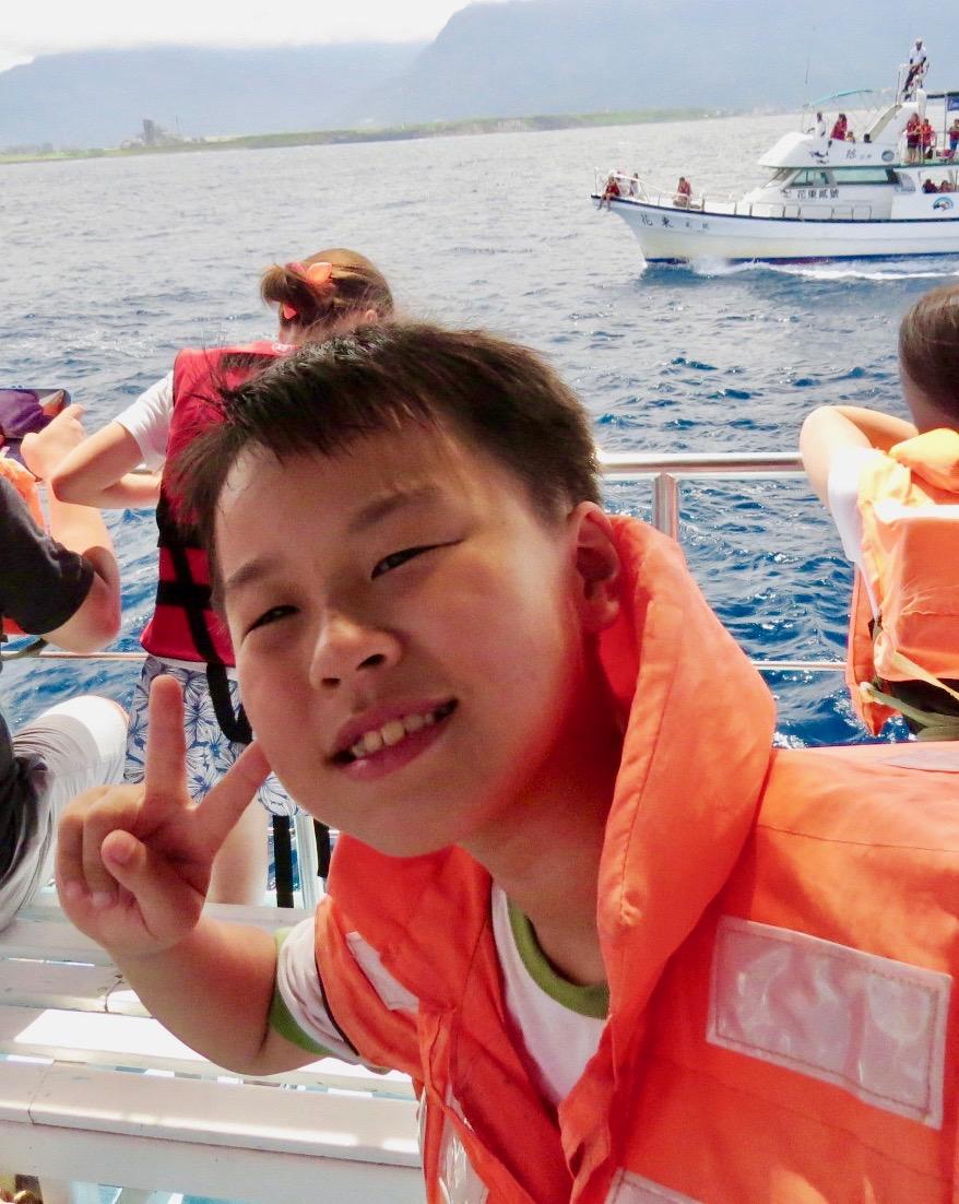 Yun-Hung Huang    From Asia