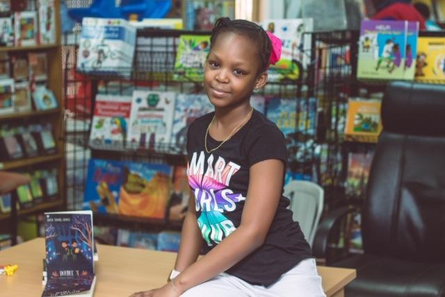 Anisa Daniel-Oniko (Africa)