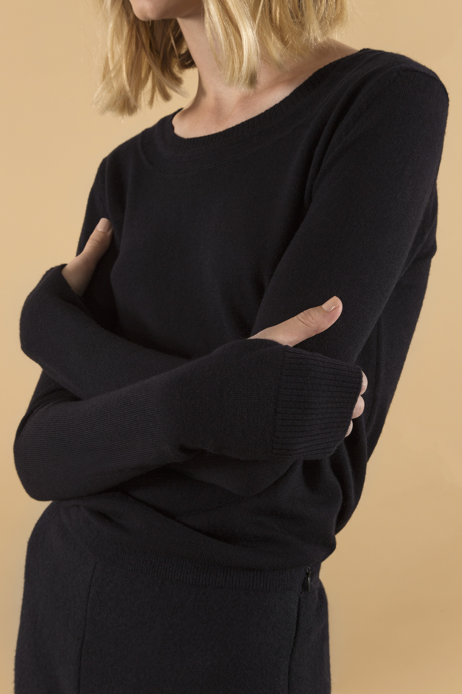 Grove sweater and Alice culottes, close up.jpg