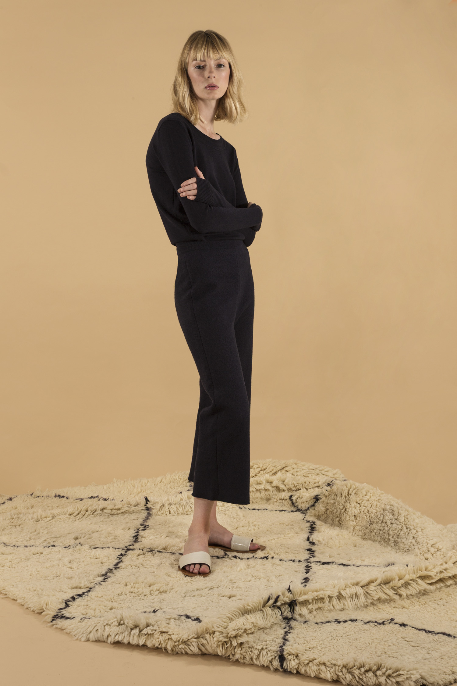 Grove sweater and Alice culottes, full body.jpg
