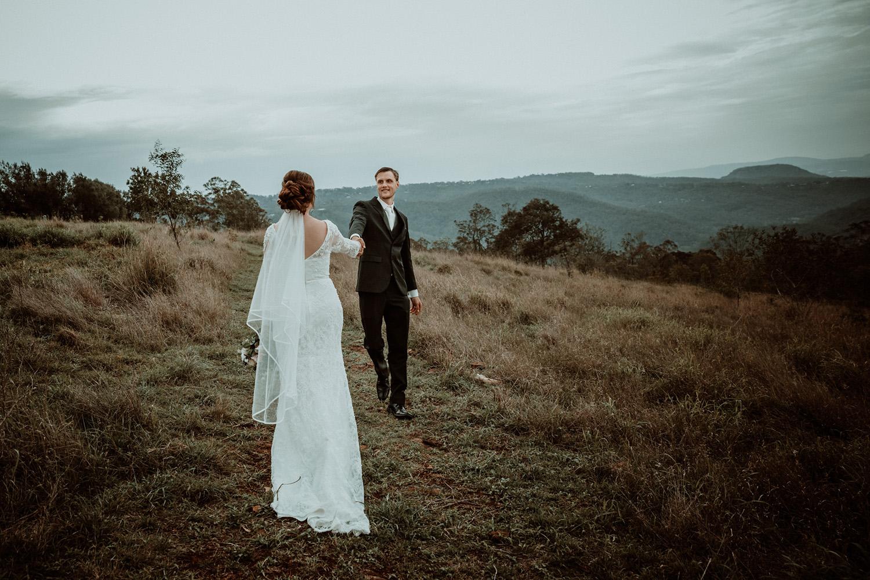 NATALIE + ANDREW - Preston Peak, Toowoomba