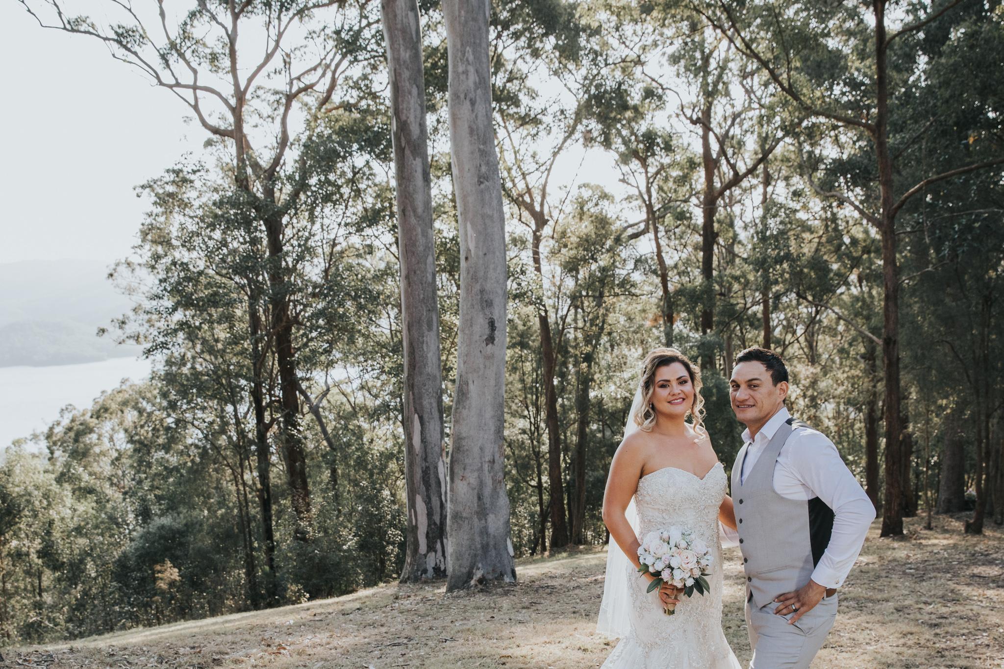 KAHLA + JOHNNY - The Panaorama, Gold Coast Hinterland