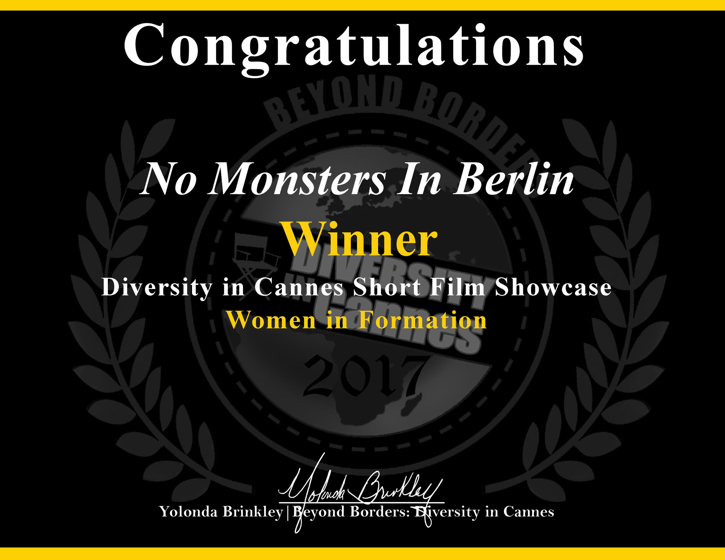 Diversity in Cannes winner certificate.jpg