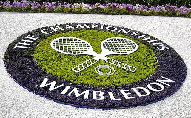 A busy week around the @farleighlondon office with @wimbledon centre court less than 800m from our front door 🎾 - call in if you're around 🥂