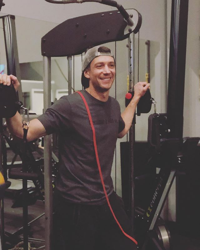 Be sure to give Matt a huge congratulations when you see him! He's just been named @planetssaskatoon's best personal trainer! We're so proud of you Matt!