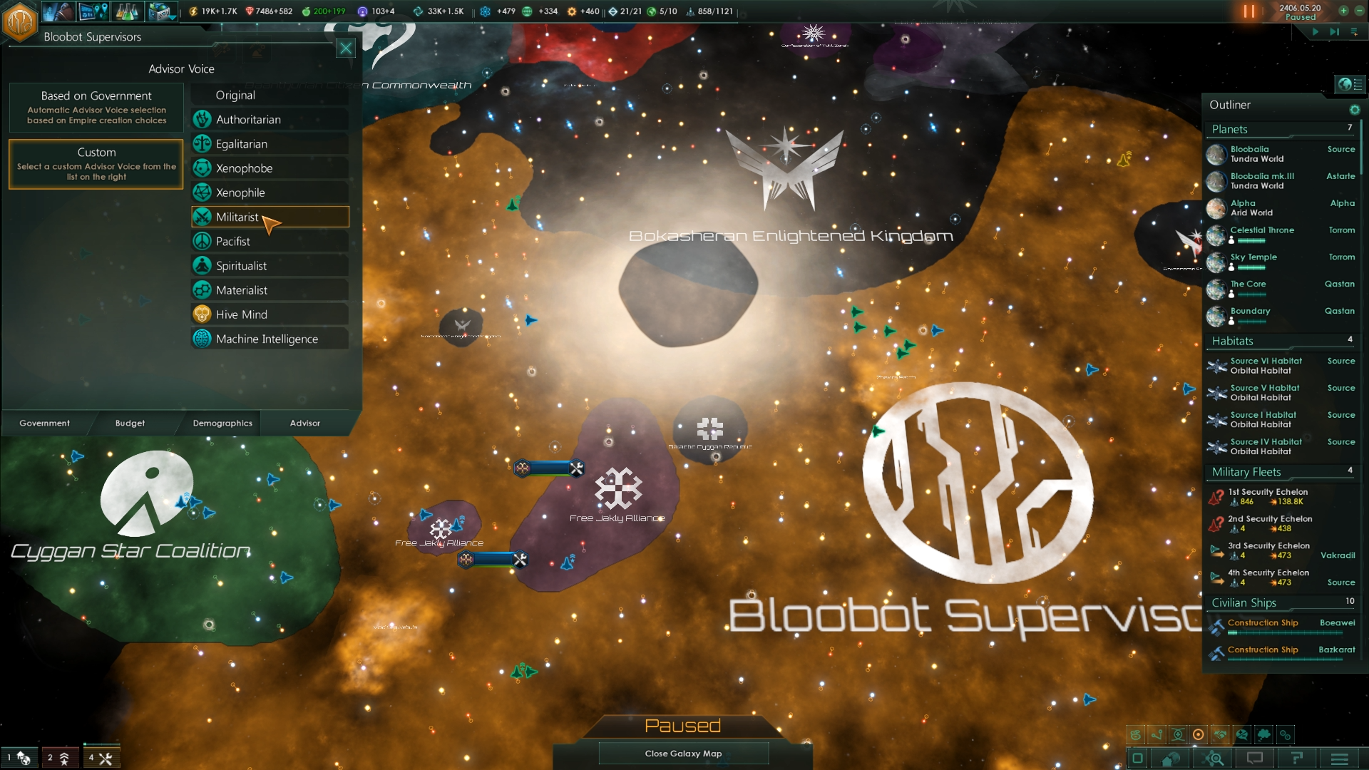 Stellaris: Synthetic Dawn Review — Republic Of Play