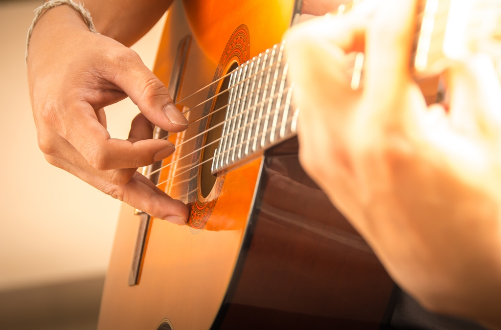 Copy of Guitar Lessons