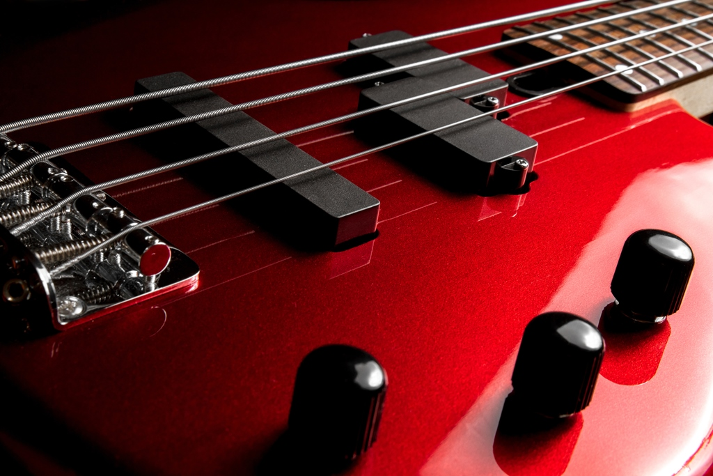 Copy of Bass Guitar Lessons