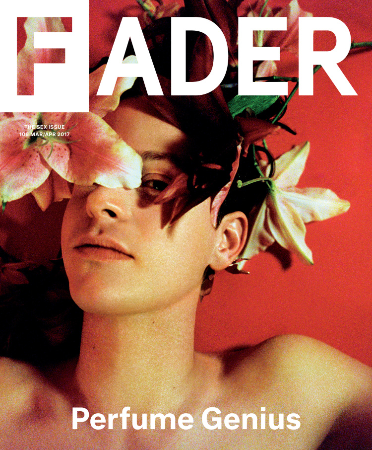 """<A href=""""http://www.thefader.com/2017/02/21/perfume-genius-cover-story-interview-sobriety"""" target=""""_blank"""">FADER</a>"""