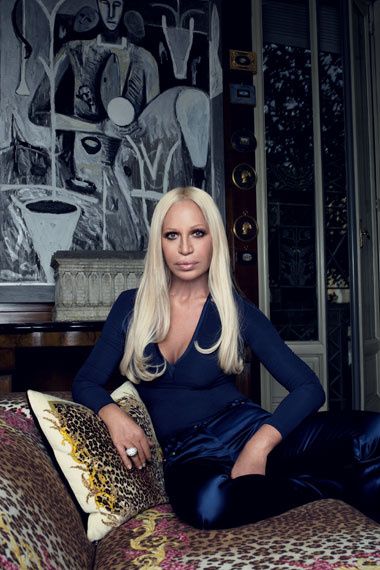 "<a href=""http://www.thefader.com/2012/10/25/interview-donatella-versace"" target=""_Blank"">FADER</a>"