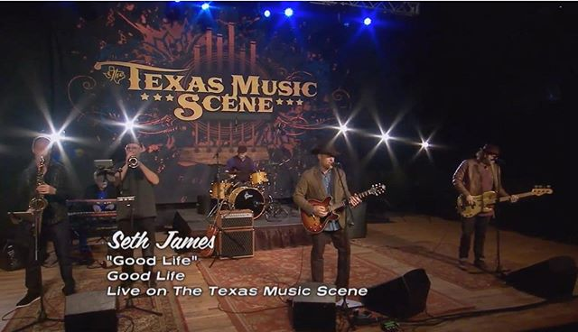 """Check out the 'Good Life' Album Interview Part 2 on Texas Music TV! Learn more about the story behind my new album 'Good Life."""" This clip features """"Third Generation,"""" """"Get Outside,"""" """"Medicine Man,"""" the Delbert McClinton cover """"It Ain't Whatcha Eat But The Way How You Chew It,"""" and the title track """"Good Life."""" Available now on YouTube!  Photos by Todd Purifoy"""