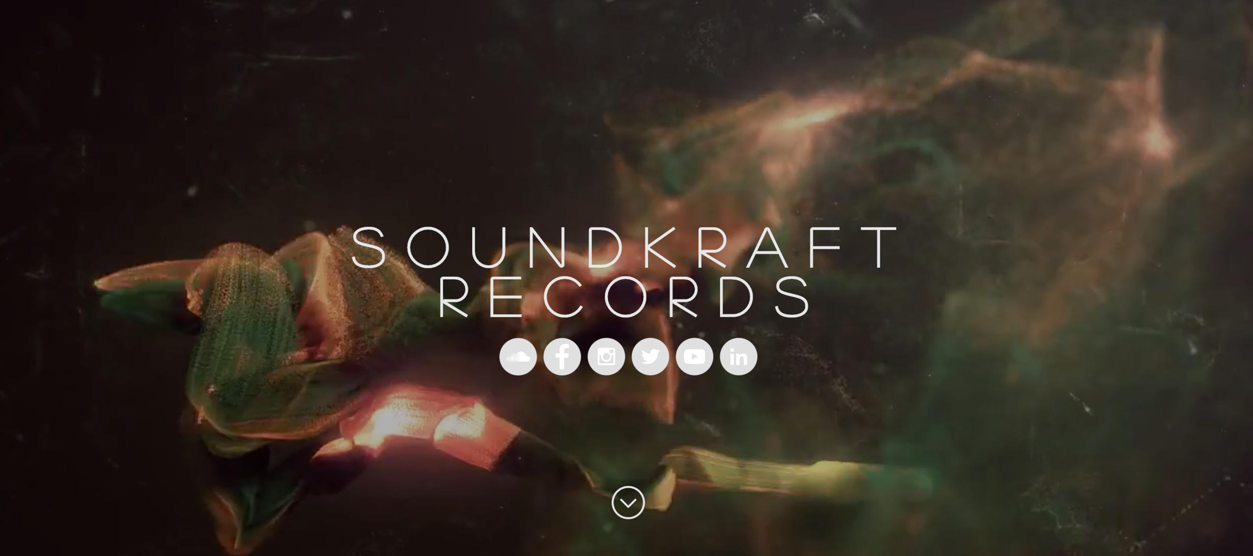 Soundkraft Records | Site Design, Build and Curation | Ongoing