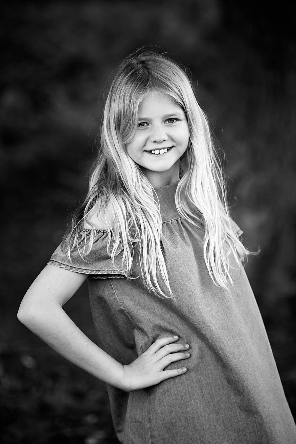 Child Portrait - Black and White - Bedford.jpg