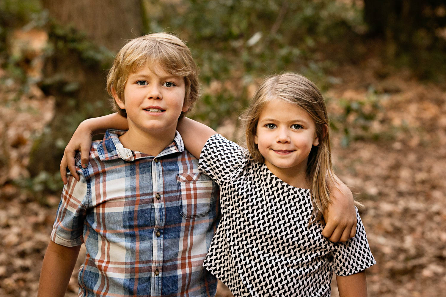Child Portrait - Brother and Sister - Bedford.jpg