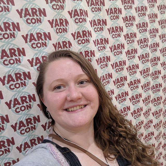 From @Yarncon to @kumascornerschaumburg for a celebratory burger! #yarncon2019 #kumascorner #dichotomy #notreally
