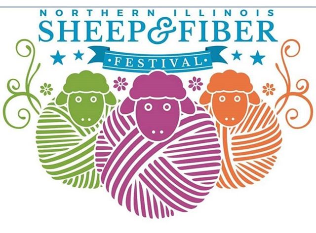 Packed and ready for set up. Hope to see you in  McHenry! #sheep #fiber #NISFF #yarn #indiedyer