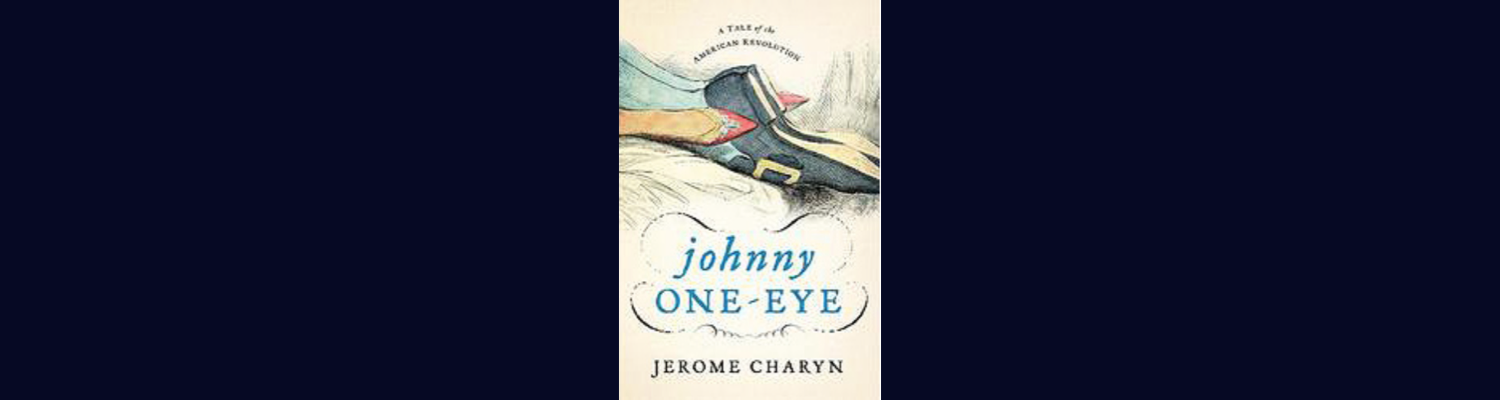 """A sad, sordid, and humorous story of an educated young man who was raised in a brothel, and grew to a life of patriotic heroism and perpetual suffering.       If you feel that the American Revolution was a mean-spirited effort by an upper class of oppressors and their sadistic lackeys, then your opinion will be confirmed by the torments and delights depicted in Johnny One-Eye. Jerome Charyn's brilliance is found in his voluptuous verbiage and his descriptions of highly improbable situations. It is not, however, revealed in any sort of slavish adherence to historical realism. The British fleet in New York harbor is, """"...a series of little islands made of wood and cloth, islands flush with drums and fifes and scarlet coats that could have been the Devil's own works."""" This seems to imply large vessels, much music, and bright red coats. In reality, the shallowness of the harbor meant the largest ship was the HMS Eagle with a hull measuring 44 feet by 160 feet. Drums and fifes would have been in storage and, while modern synthetic dyes might be a brilliant red, the madder root dye used for the coats of the revolutionary rank and file would have started out blood red and quickly faded with exposure to sun and rain. But maybe this lack of realism should not matter. It's still a lovely sentence.       """"Divilish"""" humor from in Johnny's first person narration shows no preference for either side of the conflict. In his description of combatants on Long Island in August of '76 he says,       """"The enemy was a musical clock with bayonets and musket balls. And the rebels could only tap out the pathetic little tunes of individual men.""""       The narrator's humor is less kind, with Johnny suffering beatings and other humiliations almost every ten pages. Connoisseurs of cruelty will regale in the poetry of pain:       """"I ... stabbed him in the lower region of his belly, twisted the blade until he rose up in the chair in confusion and pain and complete surprise... His mouth opened lik"""