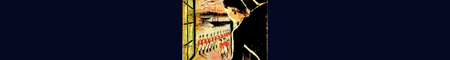 6.     Johnny Tremain     by  Esther Forbes    It is Boston on the brink of revolution, and though 14-year-old Johnny has little interest in or knowledge of the political turmoil that rages around him, he learns fast and achieves both wisdom and maturity.  ( more )