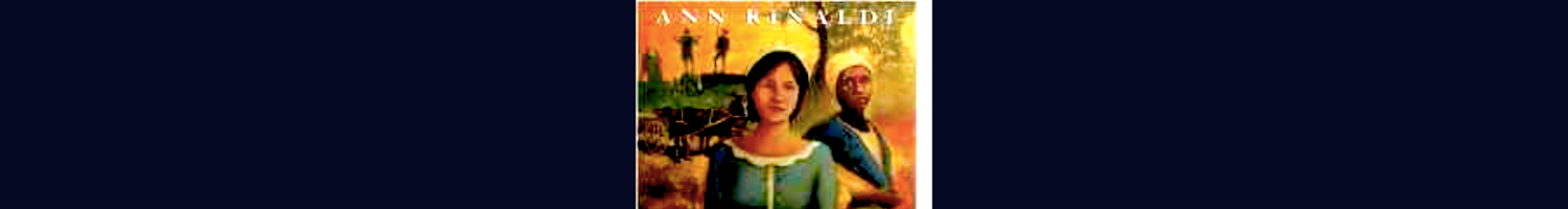 10.     Cast two Shadows: The American Revolution in the South     by  Ann Rinaldi    14-year-old Caroline sees the revolutionary war come to South Carolina, to her town and into her home and, in the face of violence, she is forced to act with courage to protect her loved ones.  ( more )