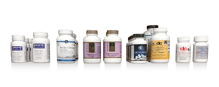 Pure Encapsulations Nutritional Supplements
