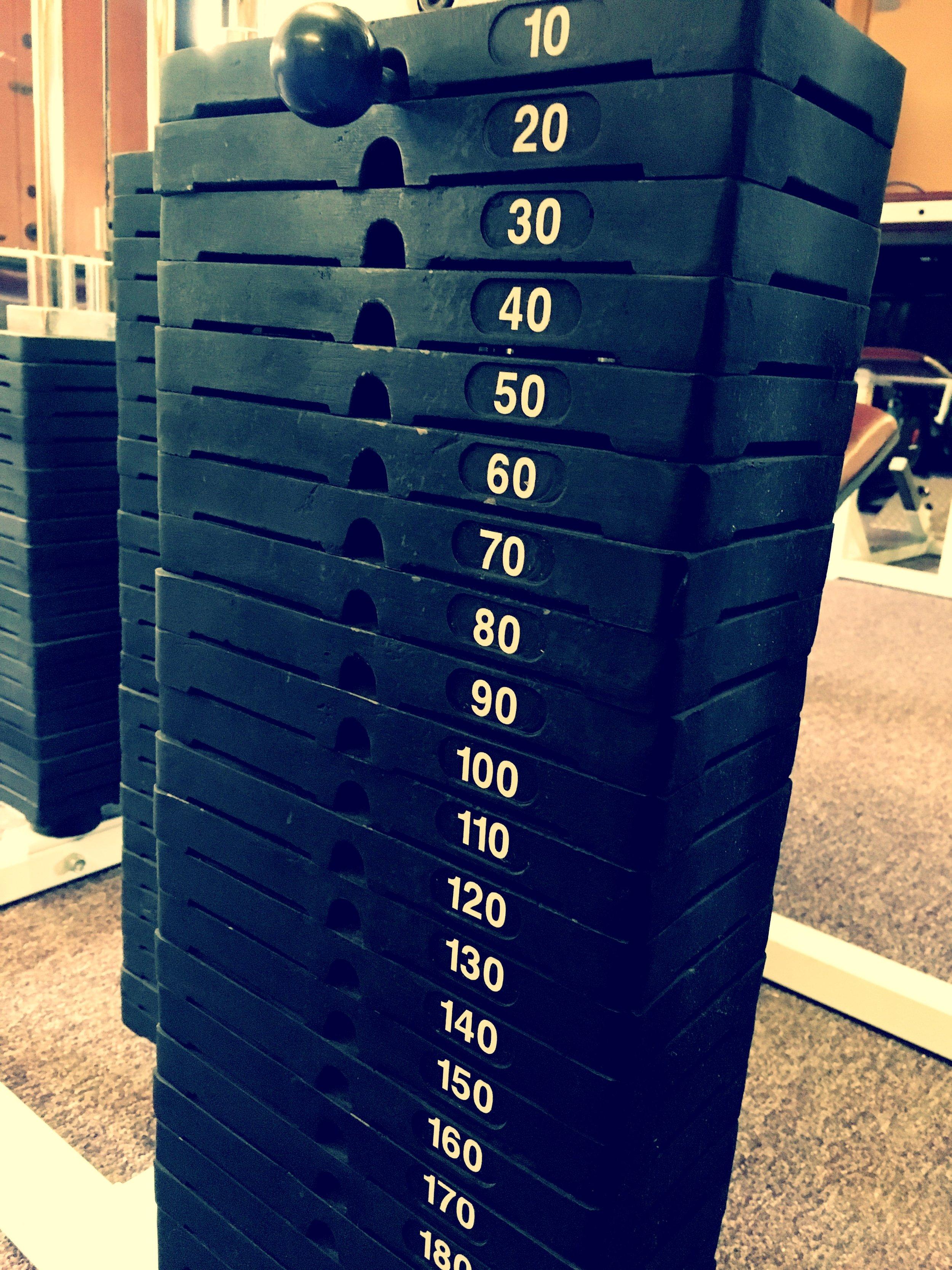HCRG-weights