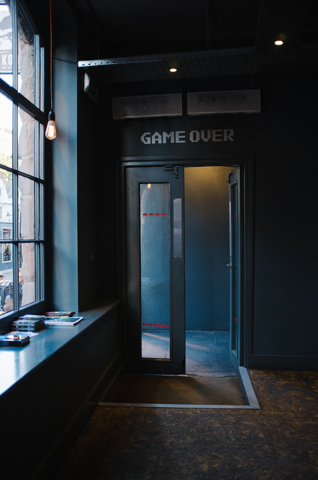 Video game culture found in all sorts of places