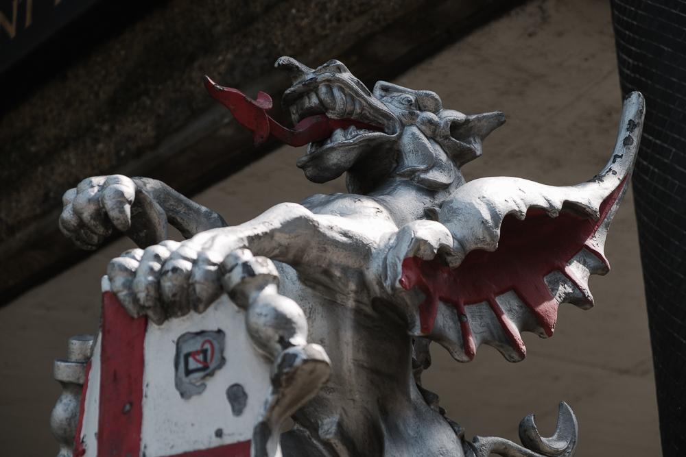 Aldersgate Dragon