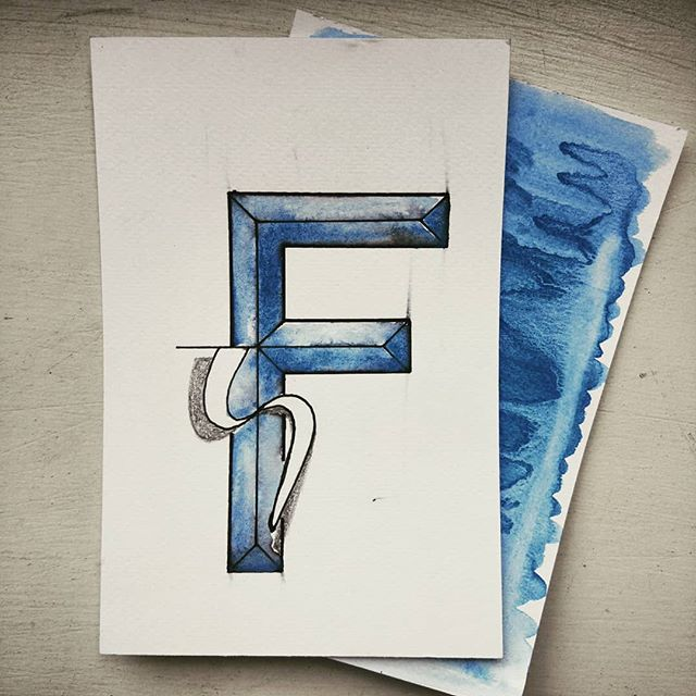 फ से फालतू   F for Frivolous.  #36daysoftype #36daysoftype_05 #36days_f #hinditypes