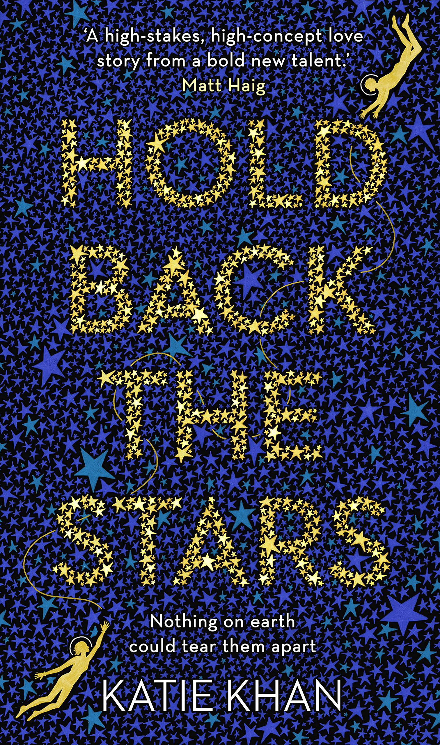 Copy of Hold Back the Stars | UK Cover