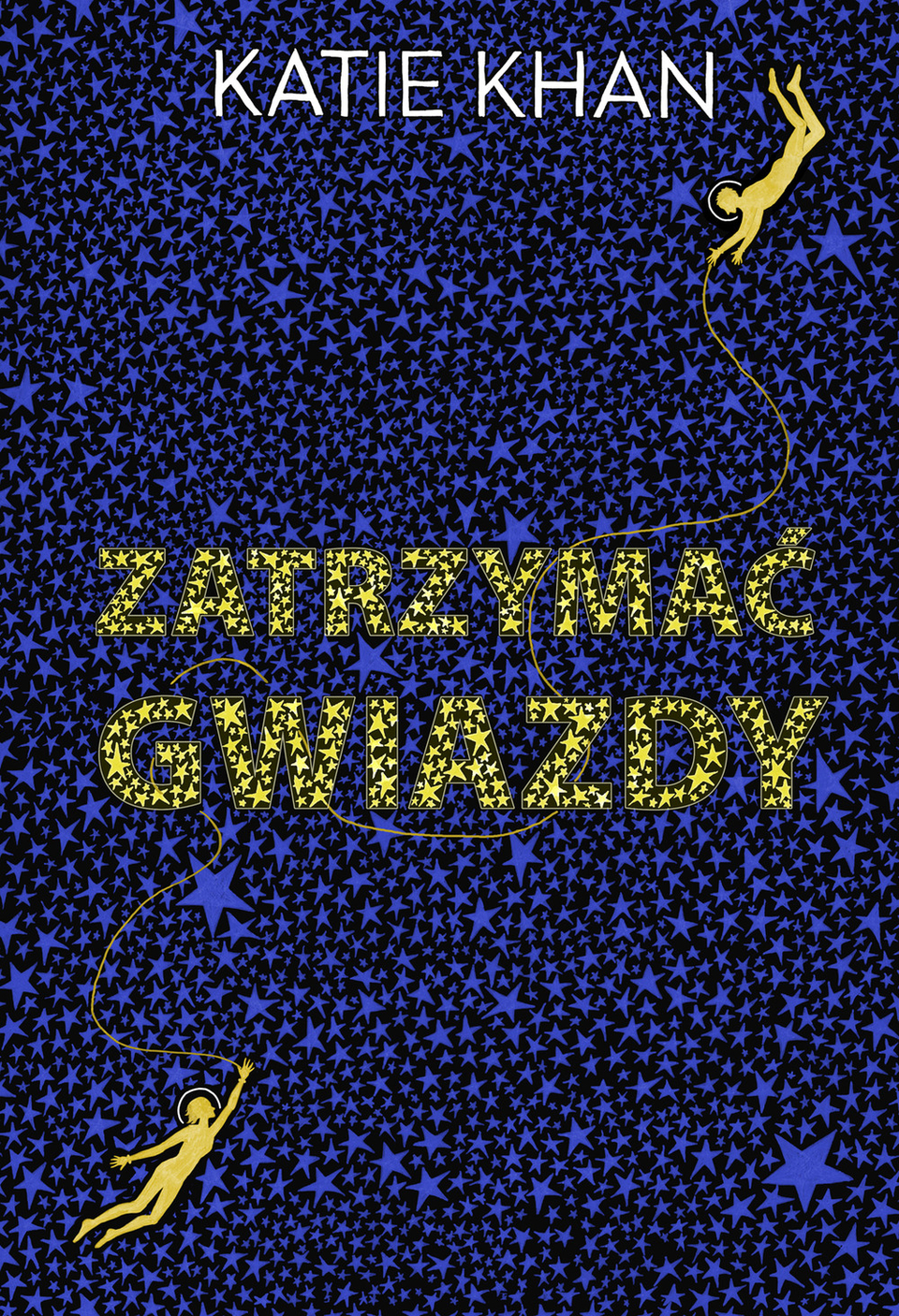 Copy of Hold Back the Stars | Polish Cover