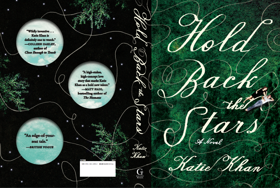 Copy of Hold Back the Stars | US Cover