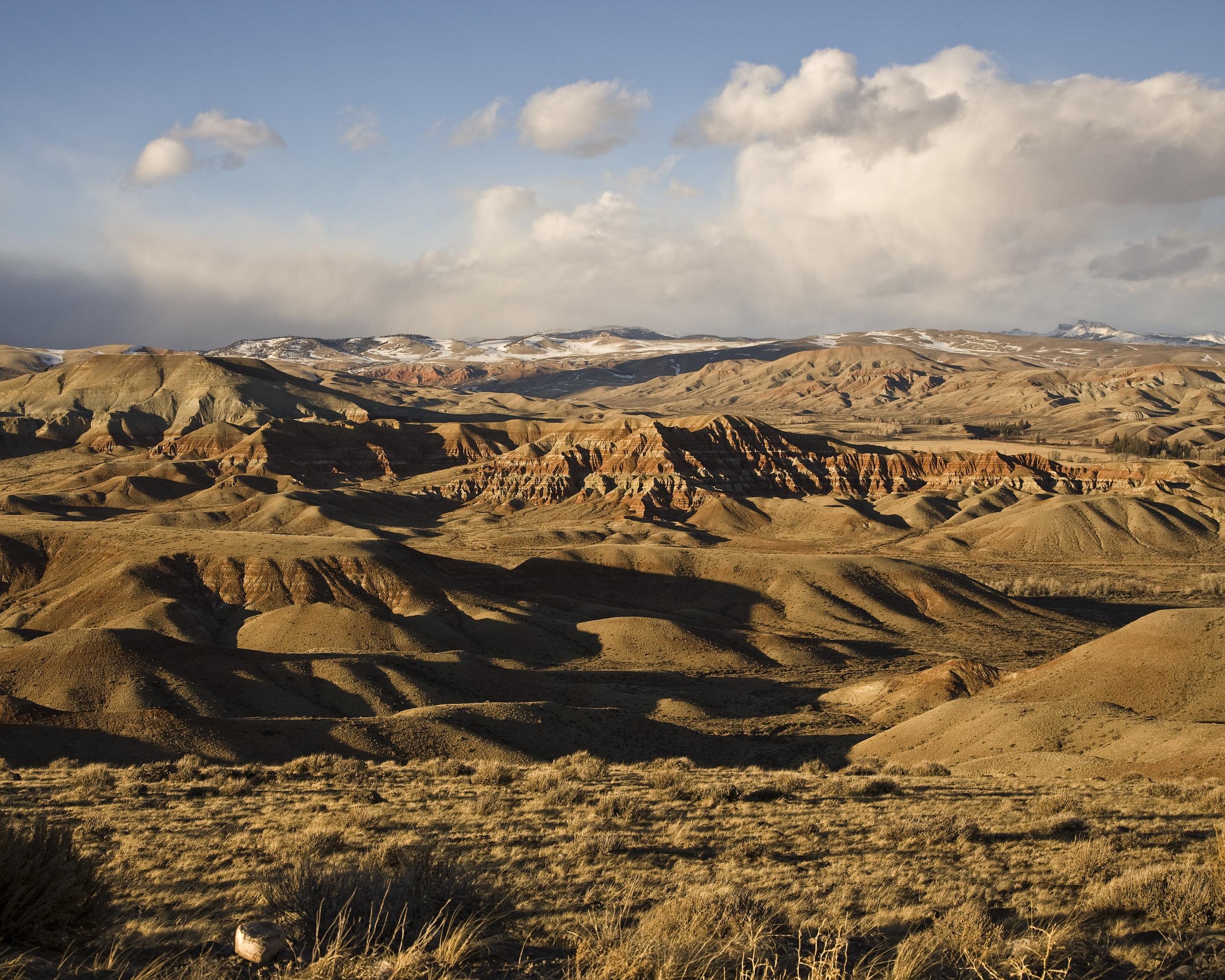 Unsurpassed scenery awaits you in   Dubois, Wyoming!