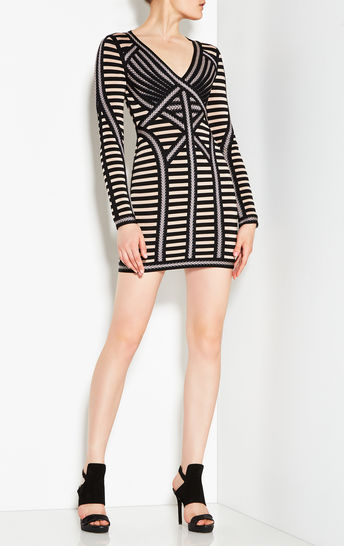 If you got racks, this dress is the ultimate Vegas/New Years/Party dress ever. Herve is an old friend of mine.