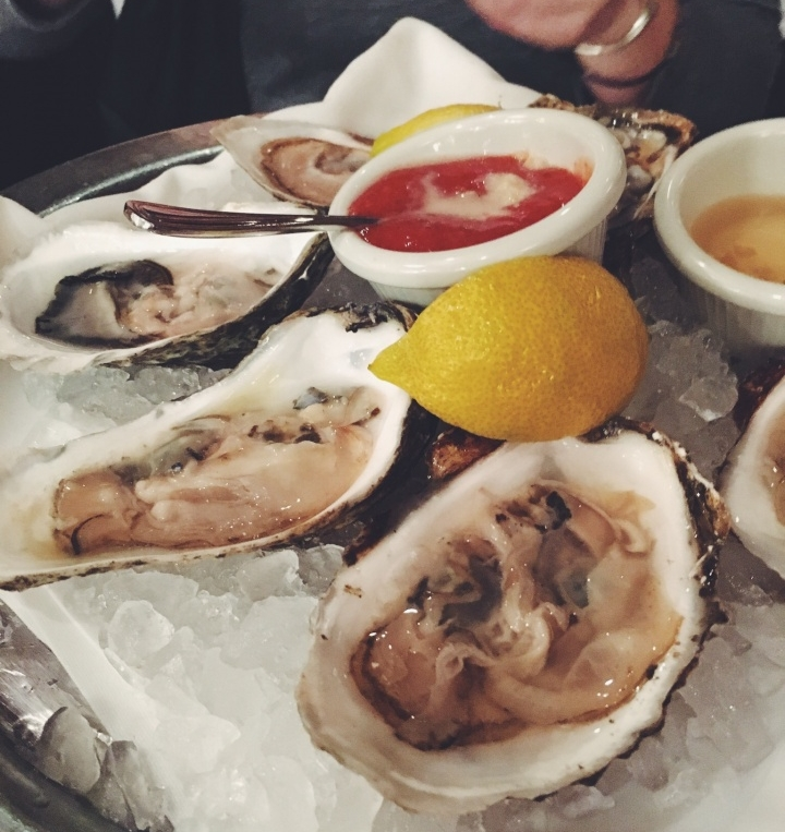 ATLANTIC FISH CO- OYSTERS (FROM MARTHA'S VINEYARD)