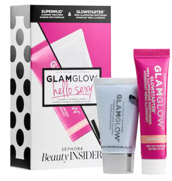 I redeemed the  Glam Glow kit  because I love using new skin products! You could also redeem the BITE lip trio- but I already have too many lip products that I need to get rid of. So far I have loved the  SUPERMUD Clearing Treatment !! These two are great for being on the go- travel size! I don't know one person who dosen't like mini versions of products. I am still yet to use the  GLOWSTARTER Mega Illuminating Moisturizer in Nude Glow . GlamGlow is a bit pricey so this is a good way to sample it if you are thinking about purchasing!