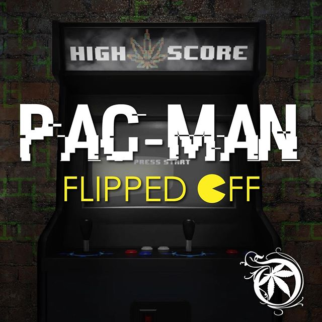 ICYMI: We're flippin' it with Pac-Man! Subscribe so you don't miss it anymore. Stop missing it.⠀ ⠀  YouTube - bit.ly/OUADYouTube or Twitch - bit.ly/OUADTwitch. You decide.⠀ ⠀ #WereFlippinIt #HighScoreChallenge #PacMan #UpisdeDownController⠀ ⠀