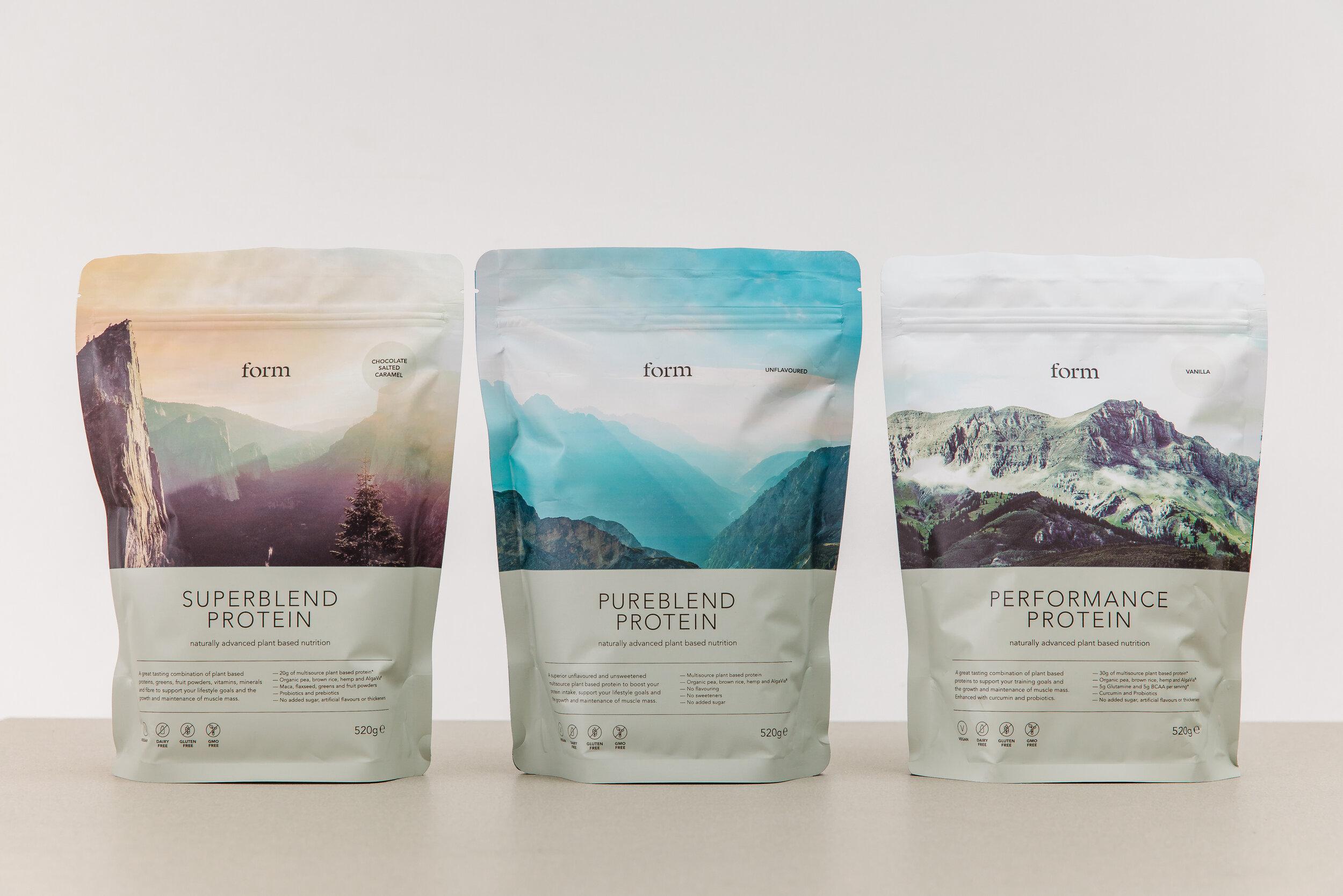 Form Nutrition Protein Powders.JPG