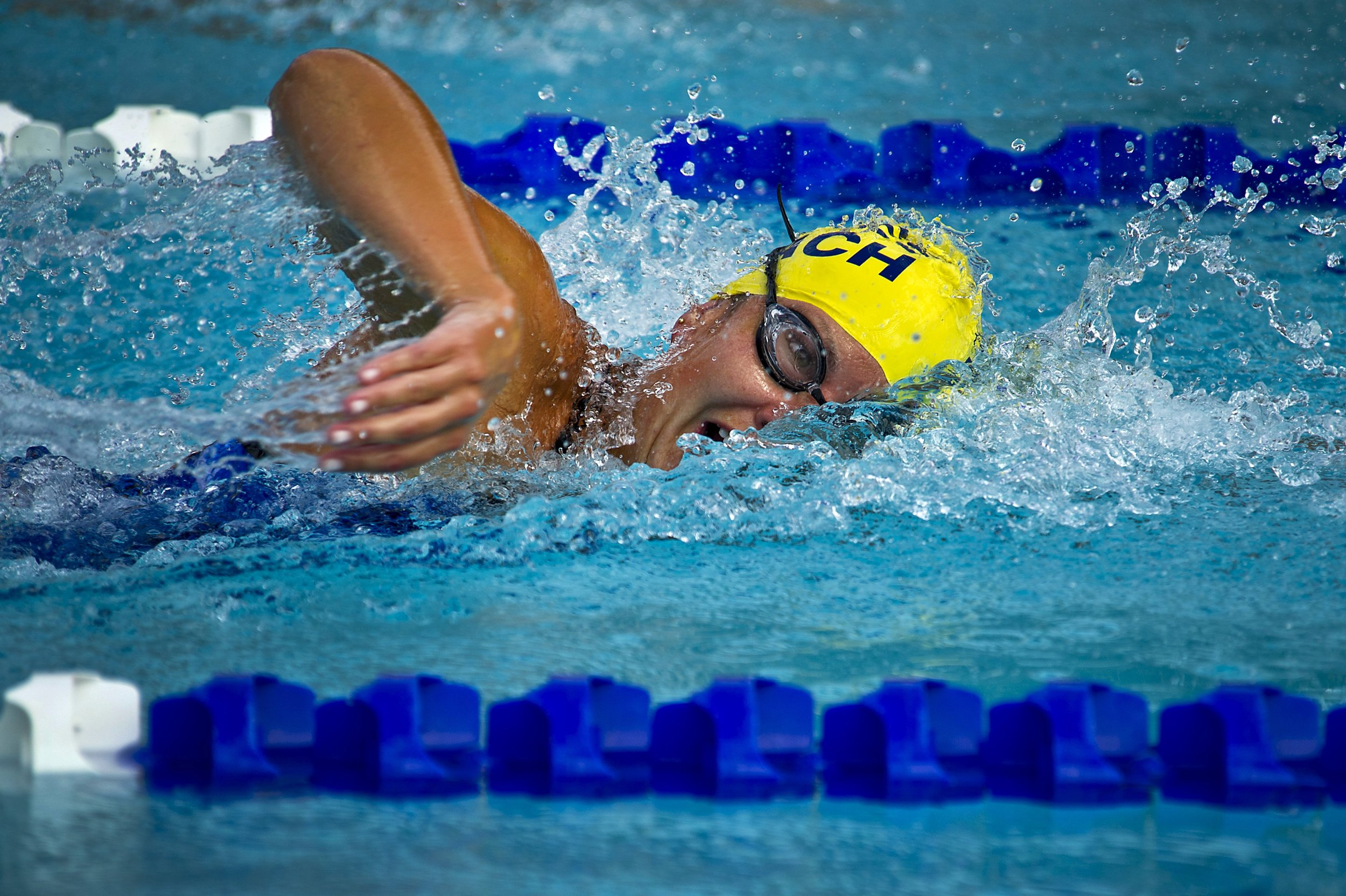 swimming performance enhancement